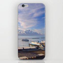 Dover Docks iPhone Skin