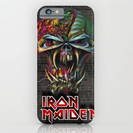 Iron Maiden iPhone Case