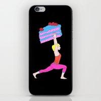 balance iPhone & iPod Skins featuring Balance by Tyler Spangler