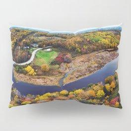 Acacia Valley Panorama Pillow Sham