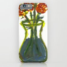 Three Flowers iPhone 6s Slim Case