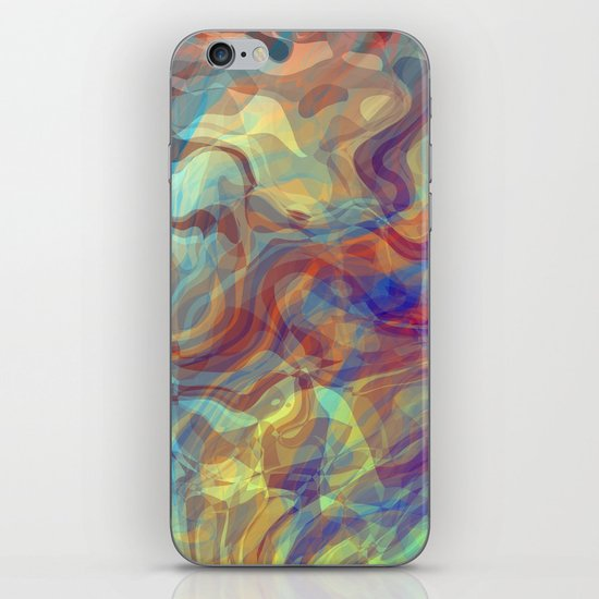 still here iPhone & iPod Skin