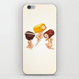 Hostess Cake Girls iPhone Skin