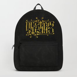 Destroy Create Backpack
