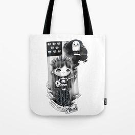 Lady Misery Tote Bag