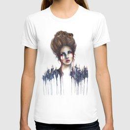 Burn // Fashion Illustration T-shirt