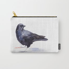 Crow #3 Carry-All Pouch