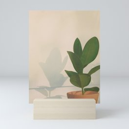 Little Pot Plant Mini Art Print