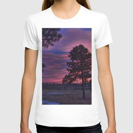 Behind The Sunset T-shirt