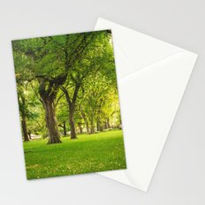Central Park Summer Stationery Cards