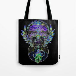 Visualize Healing Tote Bag