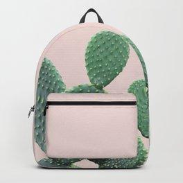 Cactus on Blush Backpack