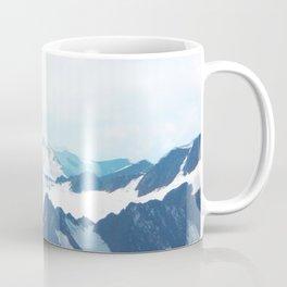 No limits - mountain print Coffee Mug