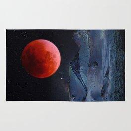 Blood Moon Rug