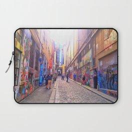 Alleyways of Melbourne, Australia Laptop Sleeve