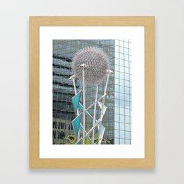 Unsprung Framed Art Print
