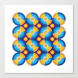 Microphysical 06 Canvas Print
