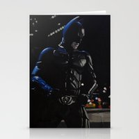 superhero Stationery Cards featuring Superhero by Vanessa Antonina