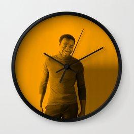 Chiwetel Ejiofor Wall Clock