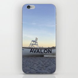 Avalon, NJ iPhone Skin