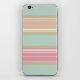 Stripes 54 iPhone Skin