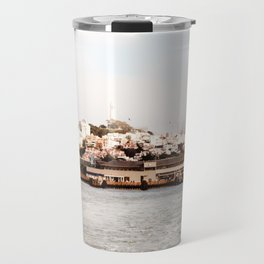 Soaring over San Francisco Travel Mug