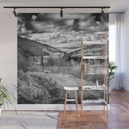 Woodland Valley Wall Mural