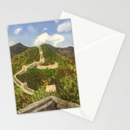 The Great Wall Stationery Cards