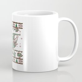 Duck Hunting Christmas Coffee Mug