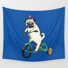 Haters Gonna Hate Phillies Wall Tapestry