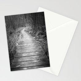 Marsh Boardwalk Stationery Cards