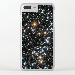 Star Cluster IC 4651 Clear iPhone Case