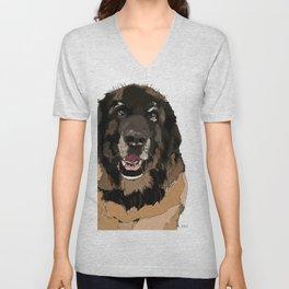 Big Dog Unisex V-Neck