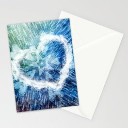 Coco Heart 1 Stationery Cards