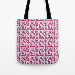 Bunny love - Strawberry edition Tote Bag