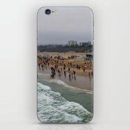 Santa Monica . iPhone Skin