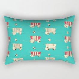 wozy_turq Rectangular Pillow
