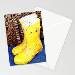 Wicker & Wellies Stationery Cards