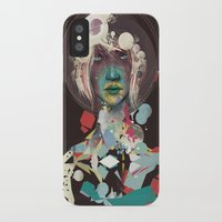 broken iPhone & iPod Cases featuring broken by Thiago Souto