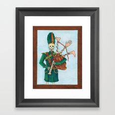 Strange Music Framed Art Print