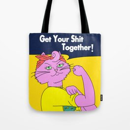 Princess Carolyn - Get Your S*** Together Tote Bag