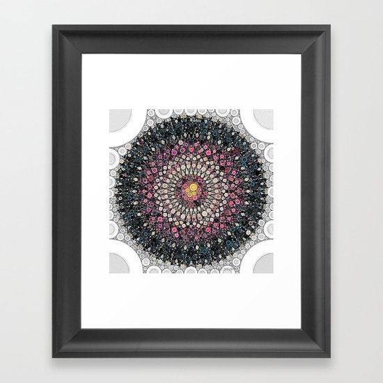:: Rotunda :: Framed Art Print
