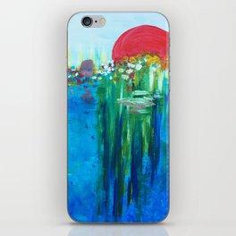 Ocean Sun iPhone Skin