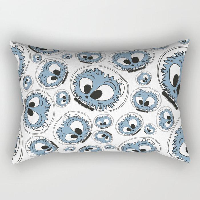 The Rubinoot Rectangular Pillow