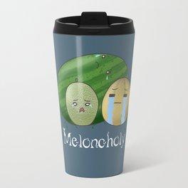 Melancholy Melons Travel Mug