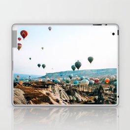 Hot Air Rises | Cappadocia, Turkey Laptop & iPad Skin