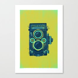 Rollei Canvas Print