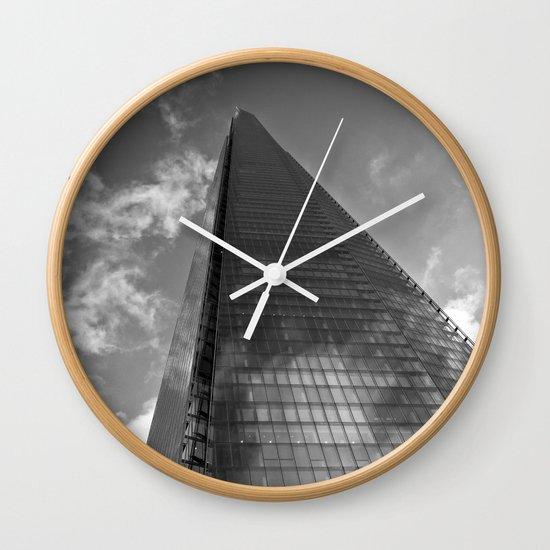 The Shard London Wall Clock