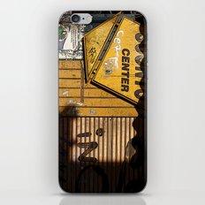 Old shop iPhone & iPod Skin