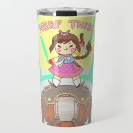 Nerf This! Travel Mug